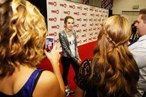 Bridgit Mendler Power 96.1's 2012 Jingle Ball at the Philips Arena in Atlanta 12/12/12