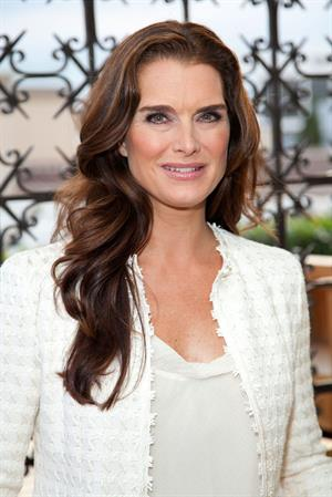 Brooke Shields - Blow Out Cancer event at Montage Beverly Hills - LA on June 19, 2012