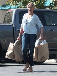 Cameron Diaz - Out shopping in Santa Barbara - June 10, 2012