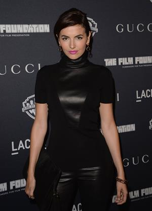 Camilla Belle  Rebel Without A Cause  Hollywood Premiere in Los Angeles, November 1, 2013