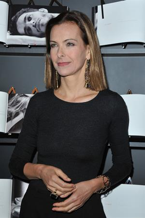 Carole Bouquet Chaumet's Cocktail Party for Cesar's Revelations 2013 (Jan 14, 2013)