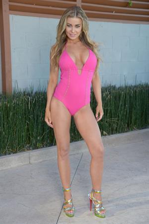 Carmen Electra Albert Michael bikini Photoshoot (2012)