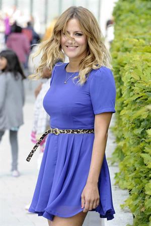 Caroline Flack X Factor auditions June 2, 2011