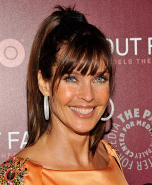 Carol Alt -  About Face: Supermodels Then And Now  Premiere in New York City (July 17, 2012)