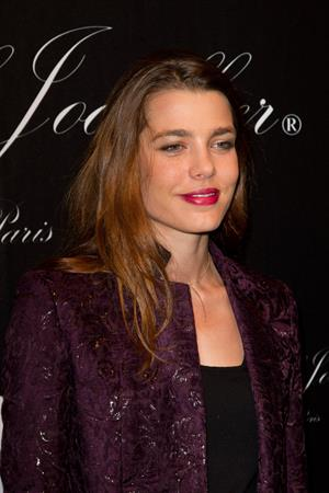 Charlotte Casiraghi Gucci Paris Masters 2012 - Opening Gala (Nov 29, 2012)