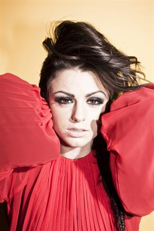 Cher Lloyd Simon Harris photoshoot 2010
