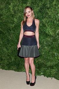 Christina Ricci attending the 9th Annual CFDA/Vogue Fashion Fund Awards (November 13, 2012)