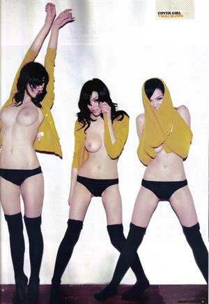 vikki blows nude video