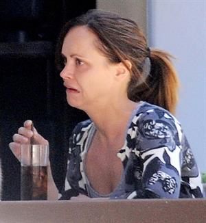 Christina Ricci - in New York - August 29, 2012