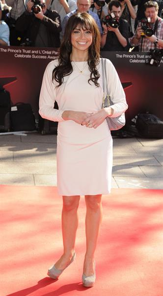 Christine Bleakley the Princes Trust Awards on March 23, 2011
