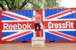 Christine Bleakley - Reebok Crossfit Launch, June 6, 2012