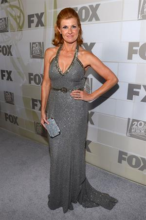 Connie Britton Fox Broadcasting Company, Twentieth Century Fox Television And FEmmy Party, September 24, 2012