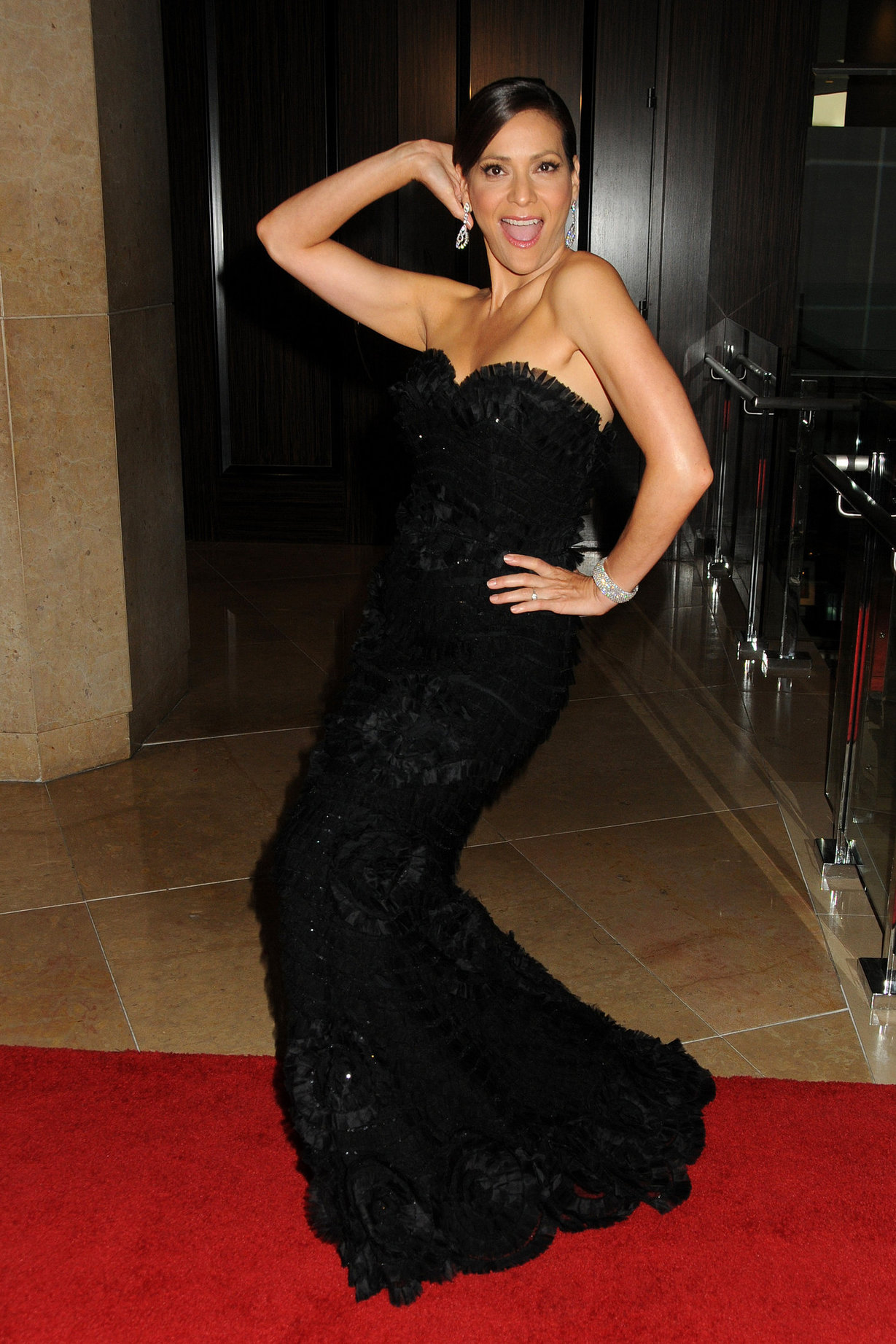Constance Marie - 37th Annual Gracie Awards Gala in Beverly Hills 2012.05.22