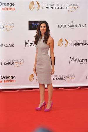 Daniela Ruah - 52nd Monte Carlo TV Festival Opening Ceremony in Monaco 2012.06.10