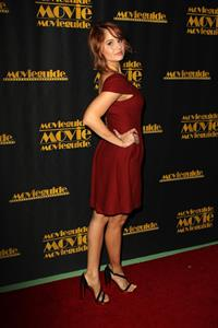 Debby Ryan 21st annual Movieguide awards 2/15/13