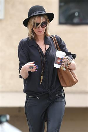 Delta Goodrem in Santa Monica - April 15, 2013