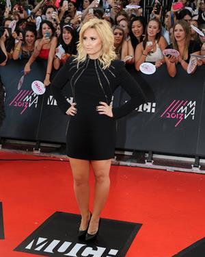Demi Lovato 2013 MuchMusic Video Awards in Toronto 6/16/13