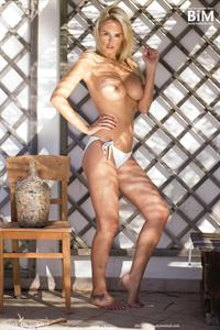 Rhian Sugden in Body in Mind's Gallery of the Week: Tiny Bikini