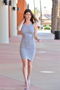 Amber Hahn in Perfect Curves by FTV Girls