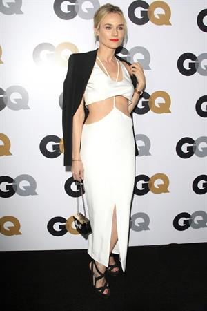 Diane Kruger GQ Men of the Year Party in Los Angeles on November 12, 2012
