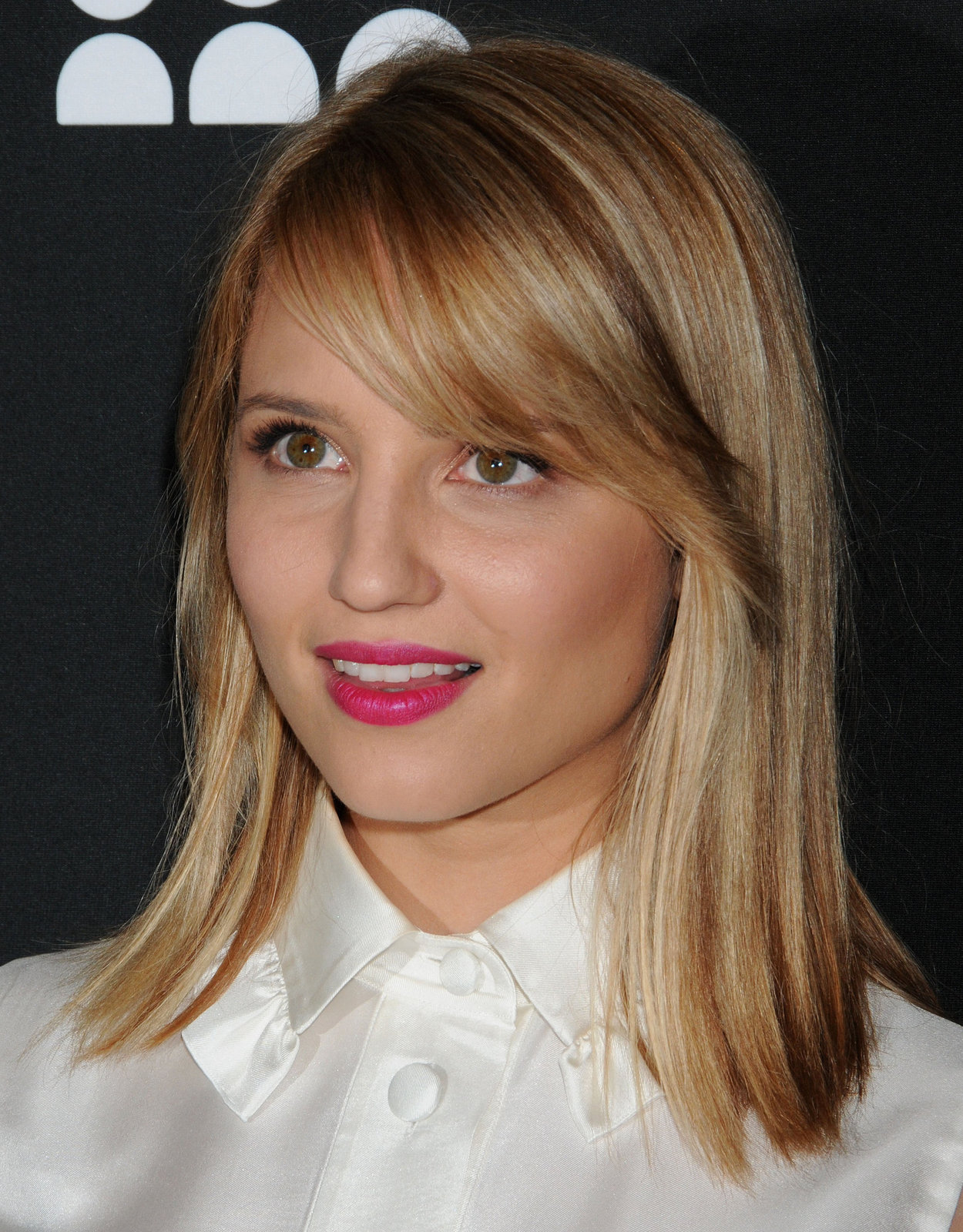 Dianna Agron attends the New MySpace Launch Event, June 12, 2013