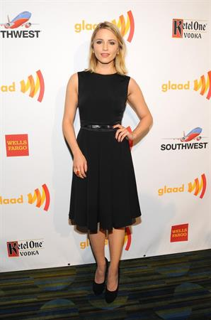 Dianna Agron - 23rd Annual GLAAD Media Awards at San Francisco Marriott Marquis on June 2, 2012 in San Francisco, California