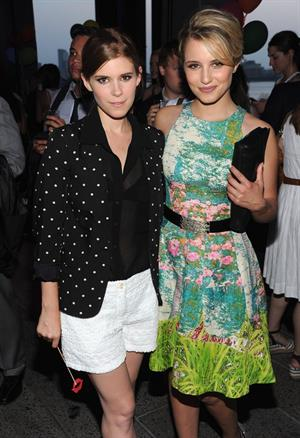Dianna Agron - Summer Party on the HIGH LINE, Presented by COACH at The Highline in New York - June 19, 2012