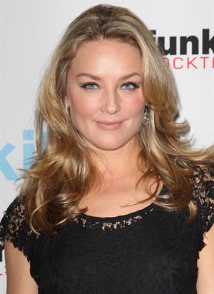 Elisabeth Rohm - Get Festive With Frankie B. and Kitson - December 6, 2012