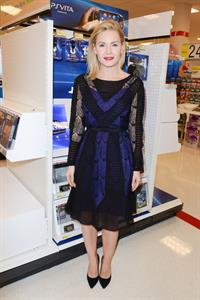 Elisha Cuthbert Attends the opening of Target at Shoppers World Danforth in Toronto on March. 27, 2013