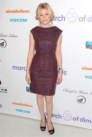 Elizabeth Banks - March Of Dimes' Celebration of Babies - Dec. 7, 2012