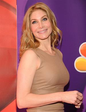 Elizabeth Mitchell NBC Upfront Presentation Red Carpet Event (May 13, 2013)