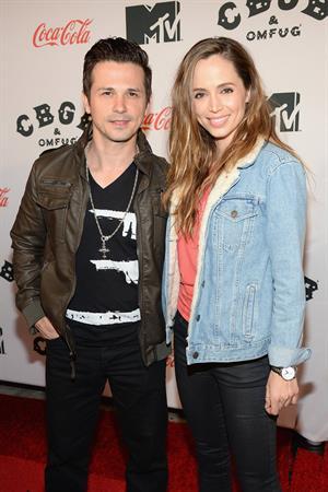 """Eliza Dushku – """"CBGB"""" New York Premiere 10/8/13"""