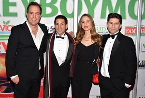 Eliza Dushku MikeyBoy The Movie screening in New York, November 1, 2013