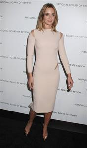 Emily Blunt National Board of Review Awards,New York - January 8, 2013