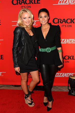 Emily Osment –  Cleaners  Culver City Premiere 9/26/13