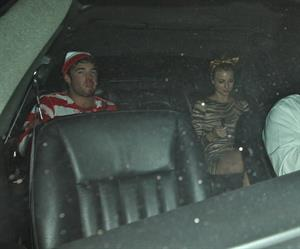 Emily VanCamp - at Hyde Lounge in Hollywood 10/27/12