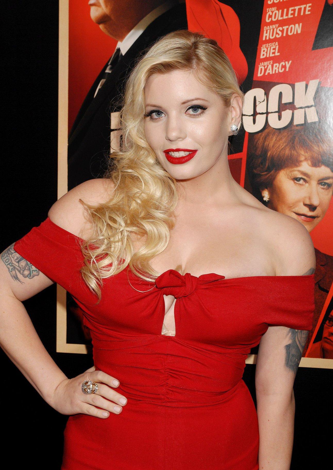 Emma Jacobs  Hitchcock  Los Angeles Premiere (November 20, 2012)