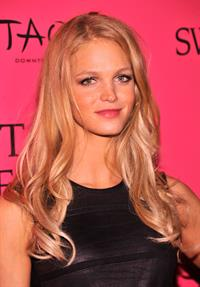 Erin Heatherton at a Victoria's Secret Event