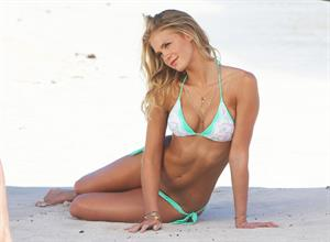 Erin Heatherton Victoria's Secret photoshoot in St. Barts 2/1/13