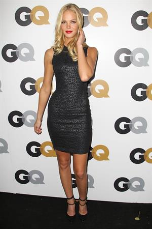 Erin Heatherton GQ Men Of The Year Party, November 14, 2012