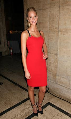 Erin Heatherton God's Love We Deliver Golden Heart Gala NY 10/15/12
