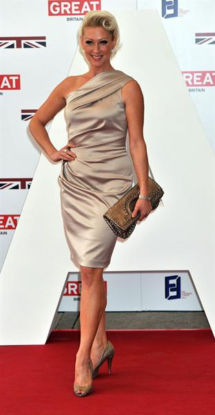 Faye Tozer - Founders Forum Event - July 30, 2012