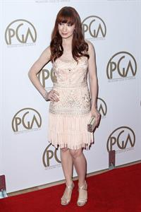 Felicia Day 24th Annual Producers Guild Awards, Jan 27, 2013
