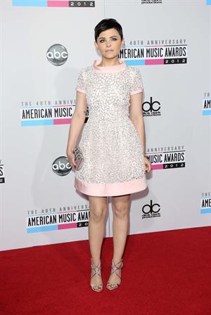 Ginnifer Goodwin American Music Awards (November 18, 2012)
