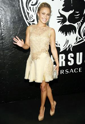 Hayden Panettiere Versus Versace Launch, May 16, 2013