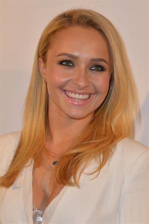 Hayden Panettiere GQ Super Bowl Party, Feb 2, 2013