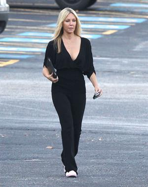 Heather Locklear - Set of 'Scary Movie 5' in Atlanta - September 18, 2012