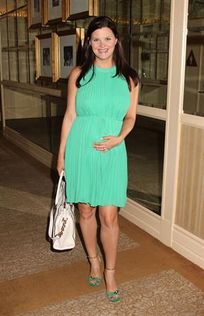 Heather Tom attends the Official 39th Annual Daytime Emmy Awards Gifting Suite held at the Beverly Hilton Hotel. Beverly Hills, Jun. 22, 2012
