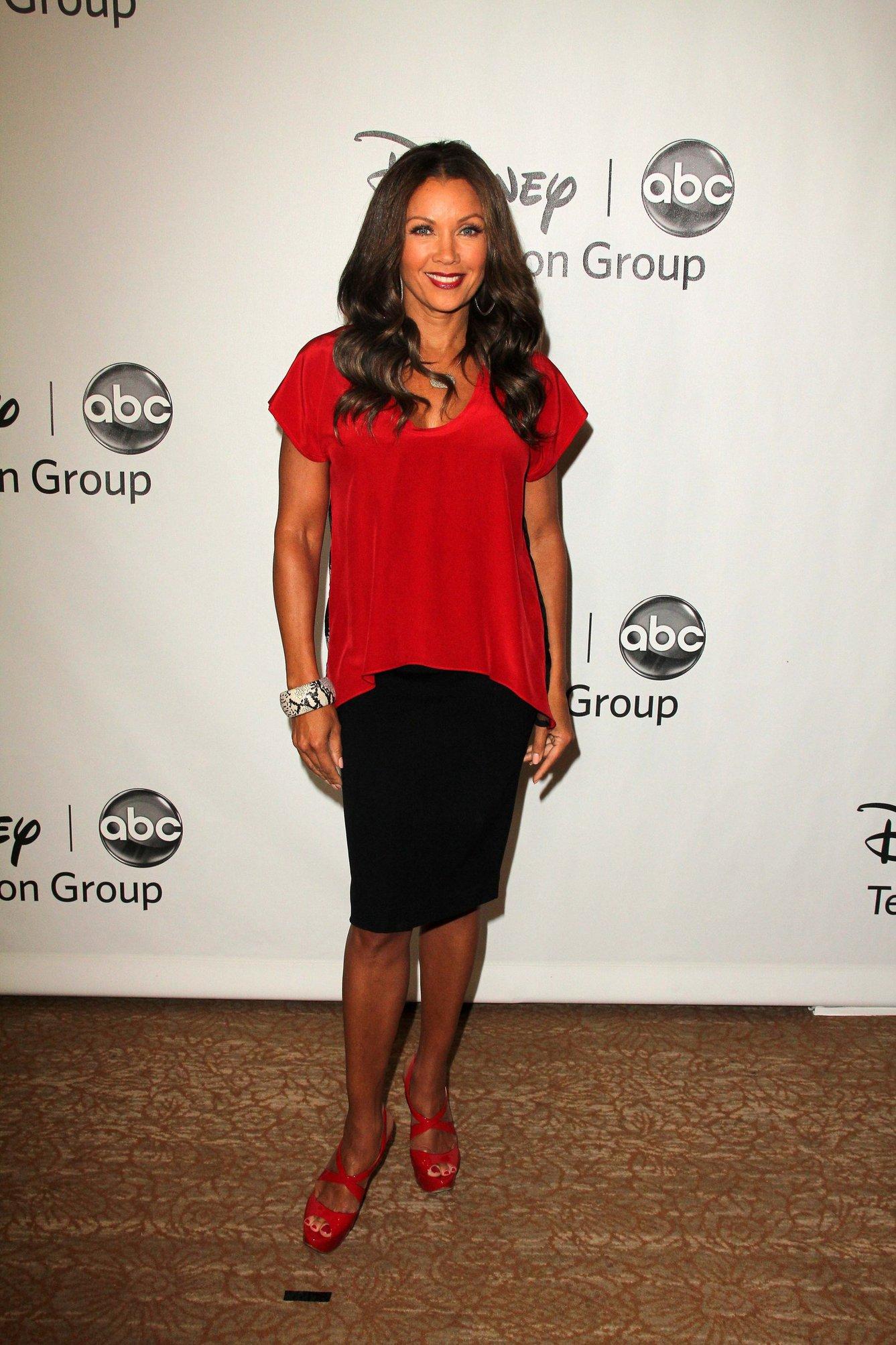 Vanessa Williams - 2012 TCA Summer Press Tour - Disney ABC Television Group Party (July 27, 2012)