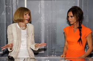 Victoria Beckham attends Bergdorf Goodman Celebrates Fashion's Night Out, New York on September 6, 2012